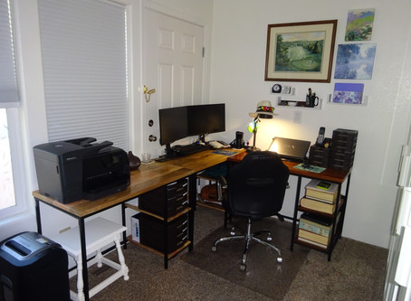Home Office Tips & Tricks to Master Working at Home
