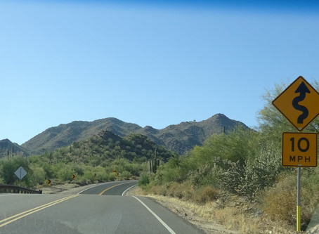 "Day Trip With Us to the Tonto National Forest, Arizona + Turn Your Car into a ""Bistro"""