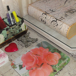 Kathryn Bechen's home office vignette.jp