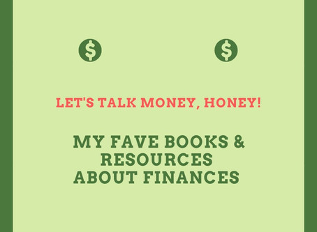 Let's Talk Money, Honey!