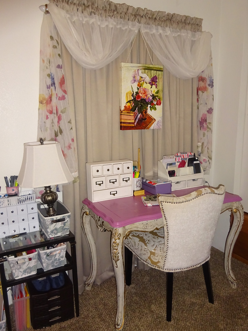 Kathryn Bechen Home Office Arizona