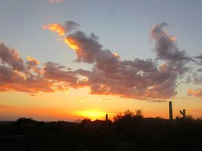 Kathryn Bechen sunset AZ