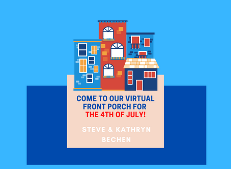 Come to Our Virtual Front Porch Party for the 4th of July