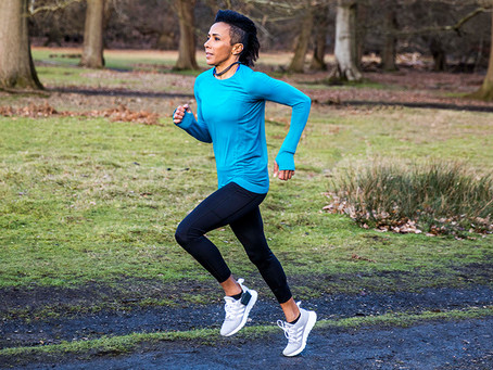 """Dame Kelly Holmes: """"I still enjoy watching athletics, but I don't miss it at all"""""""