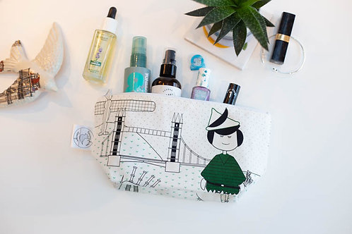 Robin Hood Soap Bag