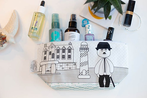 Charlie Chaplin Soap Bag