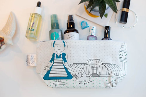 Alice Soap Bag
