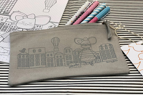 Luxembourg Mouse Pouch Bag