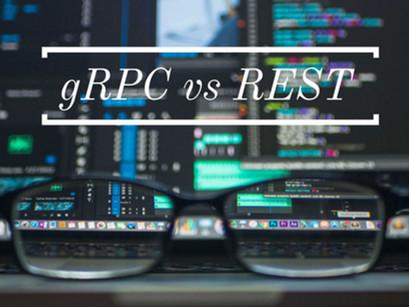 gRPC vs REST