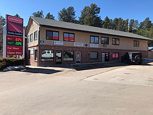 Evergreen - Retail Space for Lease