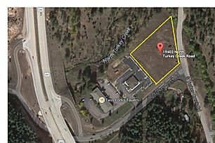 Morrison - LAND FOR SALE - North Turkey Creek and Hwy 285