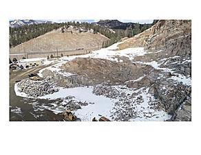 Pine Colorado Rock Quarry