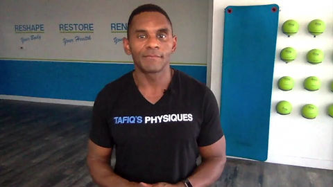 How to reserve and cancel a spot in classes at Tafiq's Physiques.