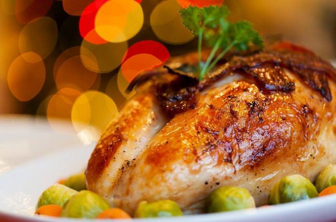 Rosemary Roasted Chicken Breast