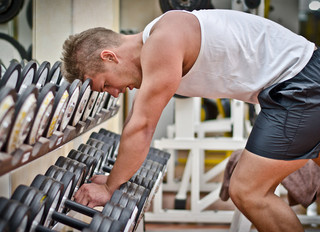Over-training: Too Much of a Good Thing