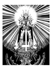 Cosmic Knight