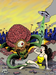 Invasion of the Astro Brains