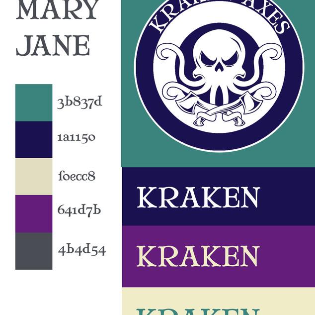 Kraken Axes Style Sheet 2