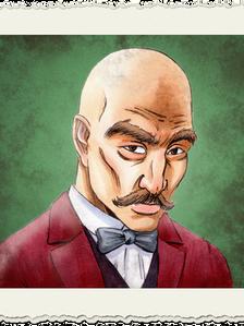 Pulp Investigator Spy