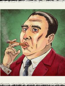 Pulp Investigator Mobster