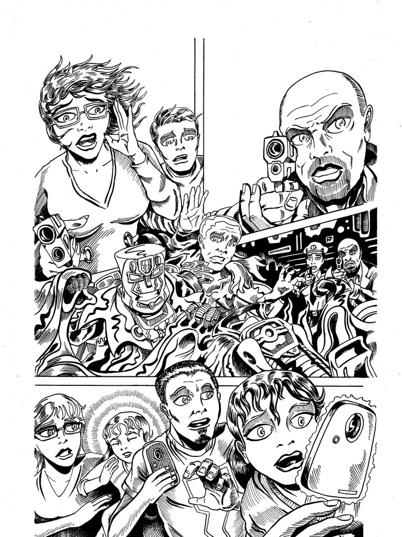 Mister Marsh Issue 5 Page 8