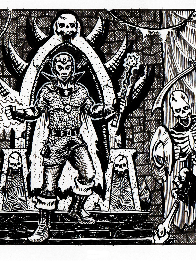 Sanctum of Evil by Colin Richards.jpg