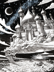 Castle of Dreams by Colin Richards