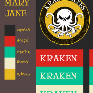 Kraken Axes Style Sheet 1
