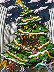 Killer Christmas Tree