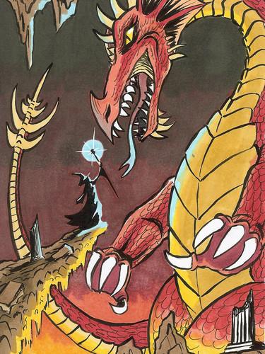Face the Dragon