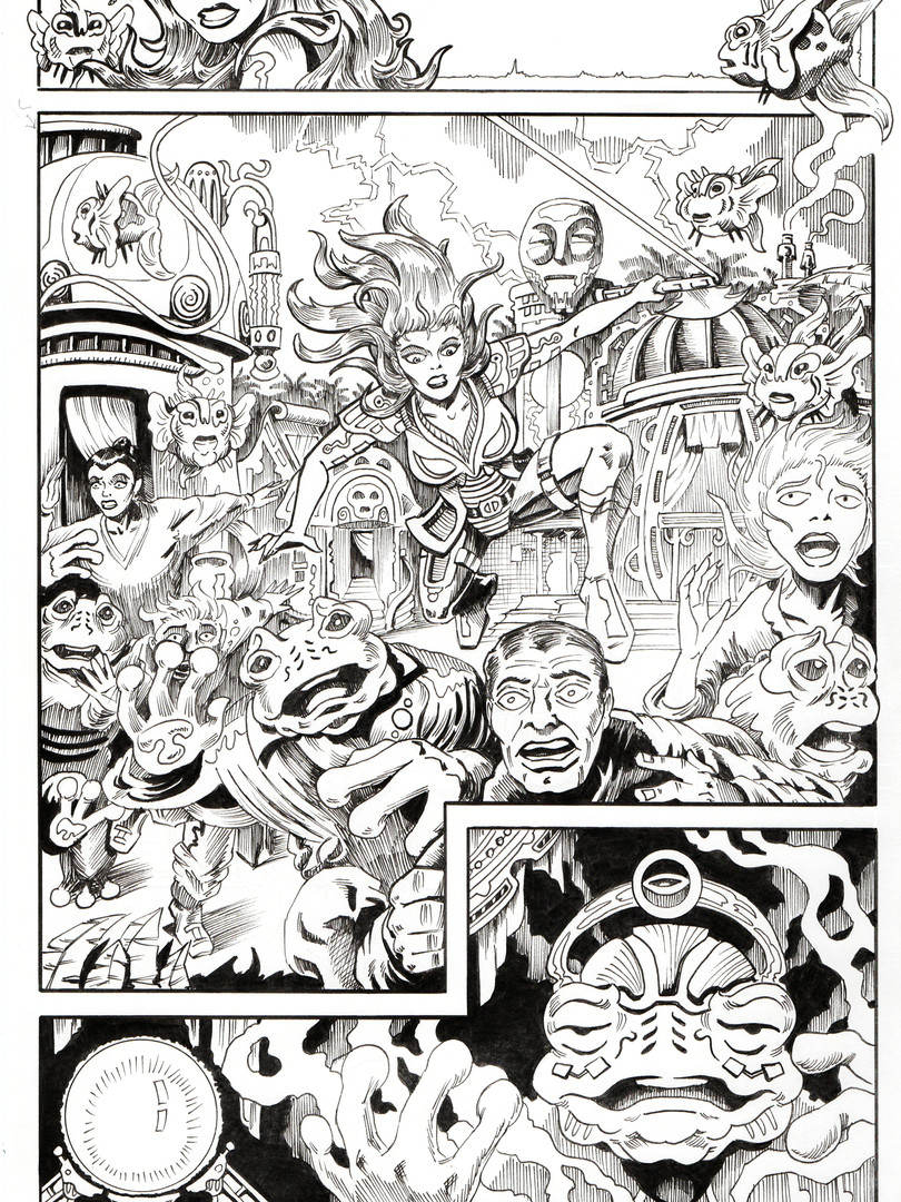 Zira Issue 01 Page 08 Inks