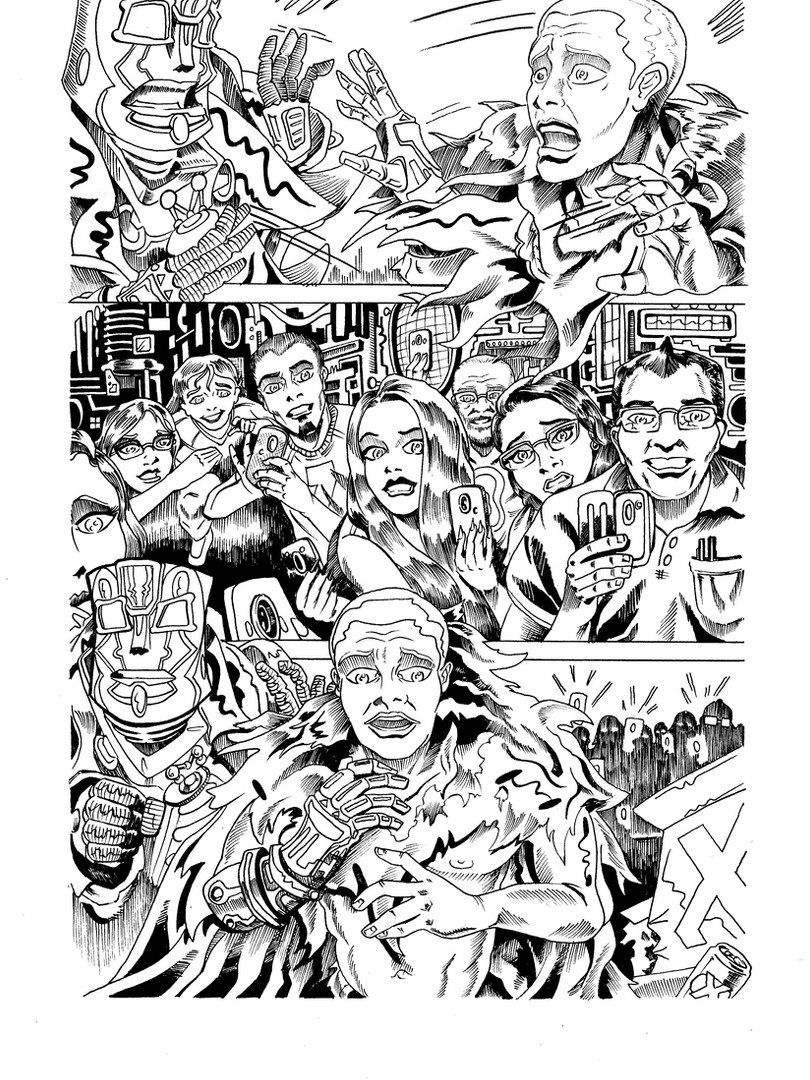 Mister Marsh Issue 5 Page 6