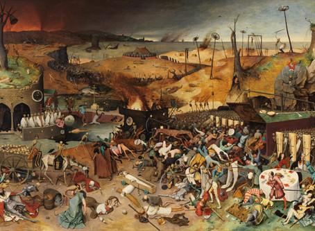 Art of Pandemics Past: Mental Health, Politics and Representation
