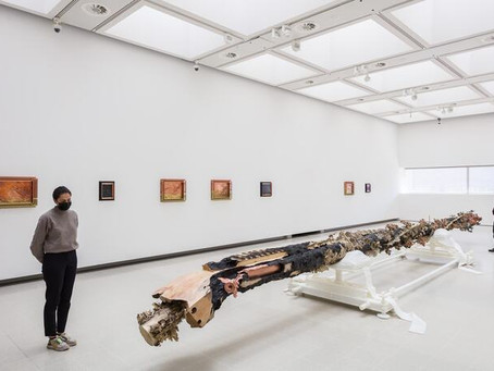 Mythology and the Artist: Matthew Barney 'Redoubt' Exhibition Review at Hayward Gallery