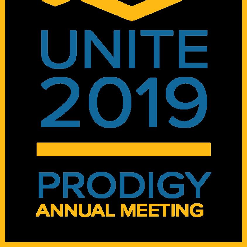 Prodigies Unite 2019 Sponsorship Opportunities