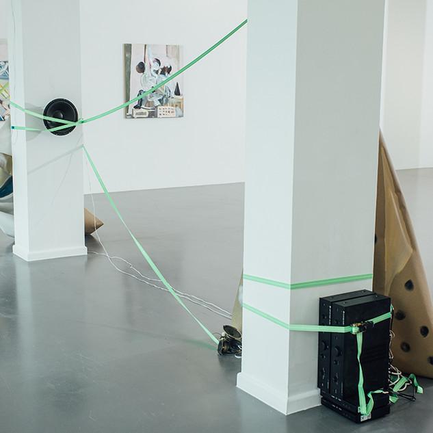 Guests (installation shot)
