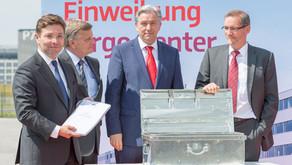 Opening Berlin Aircargo Center