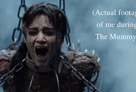 The Mummy: Devastation Occurs
