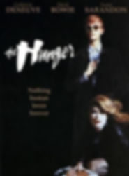 the hunger film poster everything trying