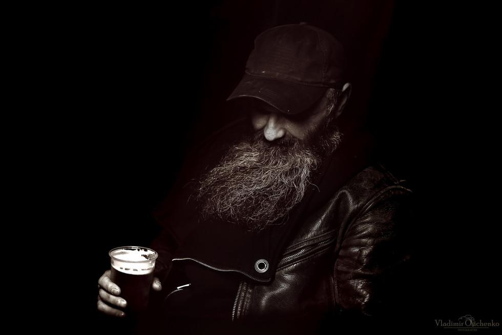 С 11 по 16 ноября в байкер клубе Ёж будет проходить моя выставка SOUL MOTO посвященная русским байке