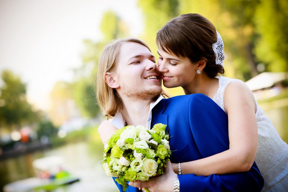 Немного счастья свадебного