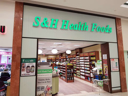 S and H healthy food