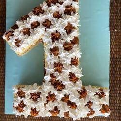 Torta 1 Año Jose Delicias