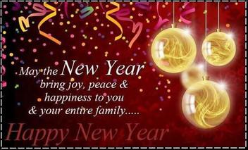 Happy New Year Everyone!!