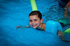 Olympia Village RV Park swimming