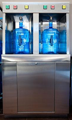 Water jug filling