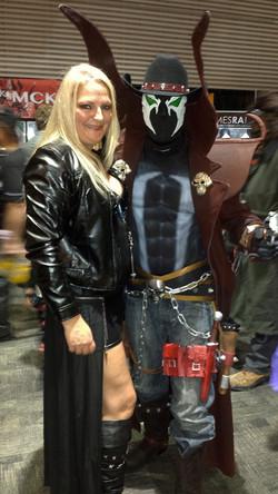Gunslinger Spawn and Me
