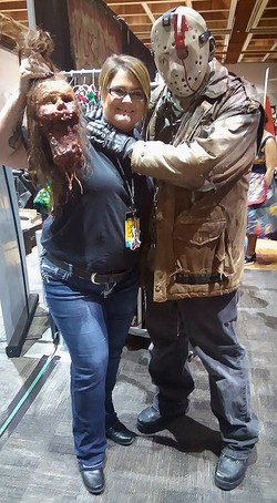 Jason beheading my PA Shannon