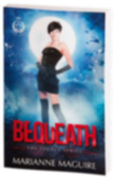 The Legacy Series, BEQUEATH, Book 3 of the Legacy Series