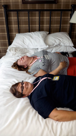 Alice Hart and Shannon at #SITC2015
